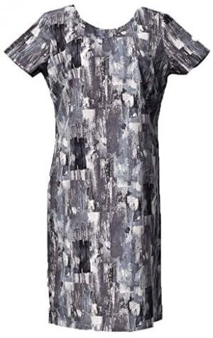 Alice Collins Maisie Dress - Paint Steel