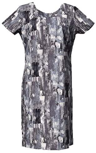 Alice Collins Maisie Dress - Paint Steel