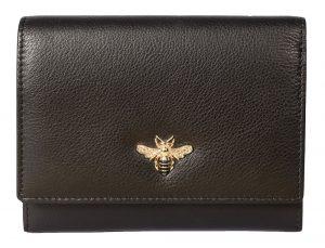 Mason Compact Leather Purse
