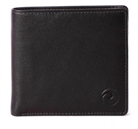 Basic Wallet with RFID - Black