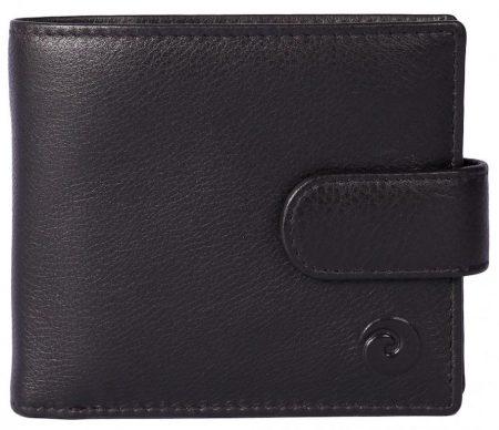 Tab Wallet with RFID - Black