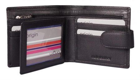 Tab Wallet with RFID - Brown