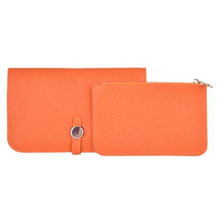 Faux Leather Multi Purpose Wallet