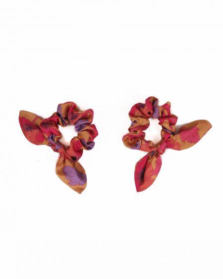 Scrunchies - Poppy