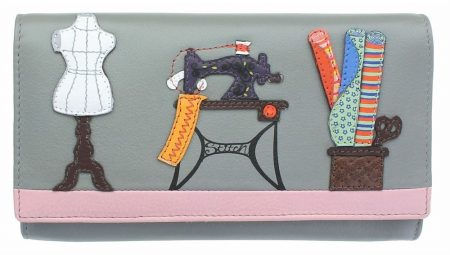 The Sewing Room Leather Purse