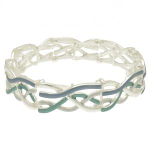 Blue Wave Bracelet