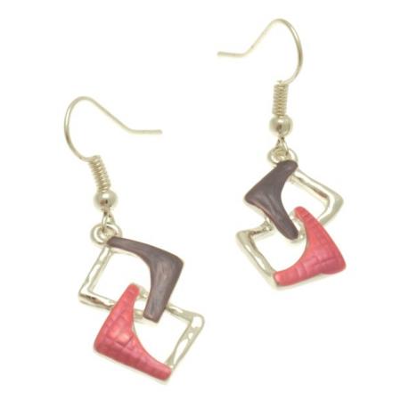 Interlock Earrings