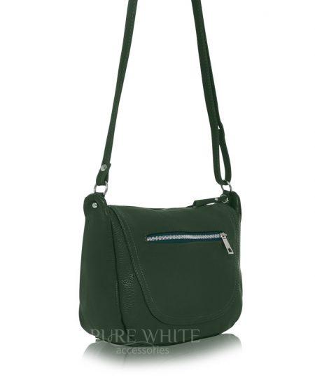 Leather Across Body:Shoulder Bag