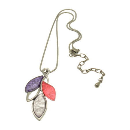 Multicolour Drop Necklace