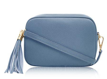 Box Bag - Denim Blue