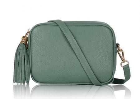 Box Bag - Dusty Green