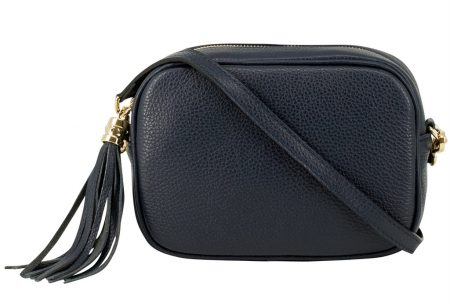 Box Bag - Navy
