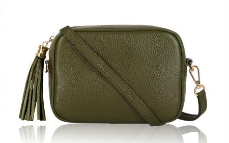 Box Bag - Olive Green