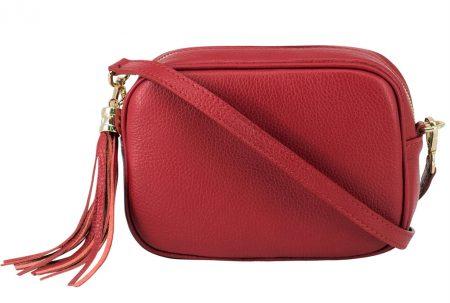 Box Bag - Red