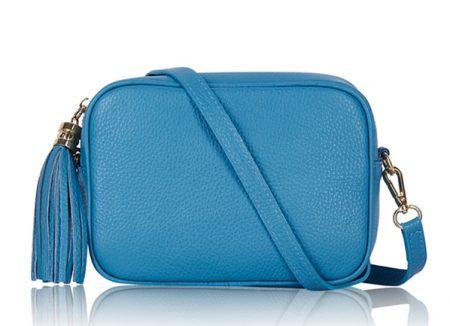 Box Bag - Sky Blue