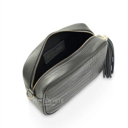 PS445 Croc Box Bag 1